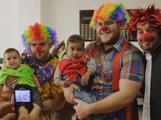patch adams youtube film completo