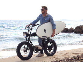 Unimoke The Coolest Utility Electric Bicycle Ever Indiegogo