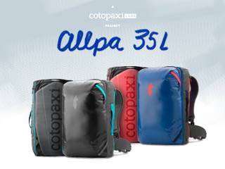 The Ultimate Adventure Travel Pack  Allpa 35L  4045d8961c31f
