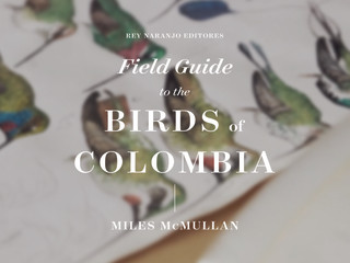 Field guide to the birds of colombia bioweb, llc.