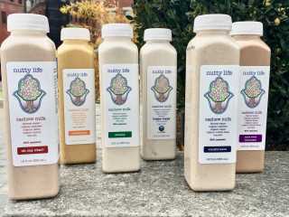 We Currently Blend Over 312 Quarts Of Cashew Milk In Four 2 Quart Blenders On Our Production Days Meaning Are The Kitchen For 16 Hours