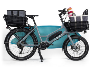 Cero One The Ultimate Compact Electric Cargo Bike Indiegogo