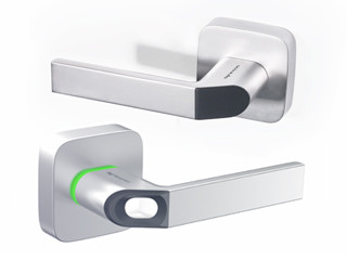 Ultraloq UL1 Is A Revolutionary Smart Lock That Offers Entry Via Biometric  Fingerprint Identification, Contactless Key Fob, Or Your Bluetooth Enabled  ...