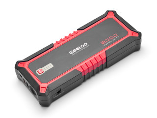 Gooloo World S Most Powerful Car Jump Starter Indiegogo