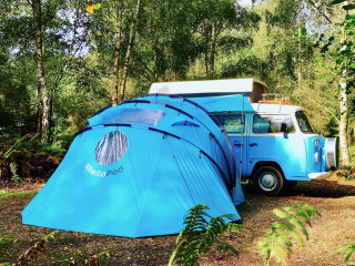Sheltapod The Campervan Awning Reinvented Indiegogo