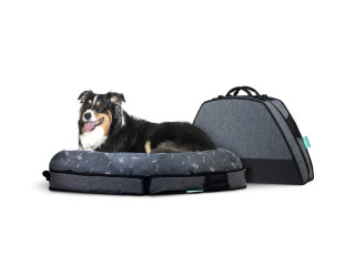 Travel Dog Bed >> Spruce The Smartest Travel Dog Bed Ever Indiegogo