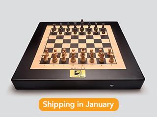 Square Off - World's Smartest Chess Board | Indiegogo
