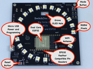 The BC24 - An Amazing Smart Display for Makers!   Indiegogo