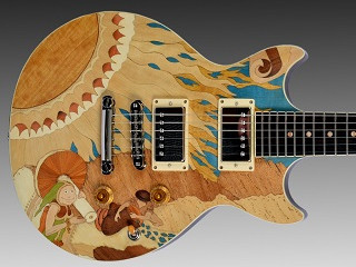 Send Eat a Peach Guitar to Allman Brothers Museum | Indiegogo