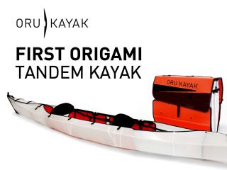 The Oru Kayak Haven: The First Origami Tandem | Indiegogo