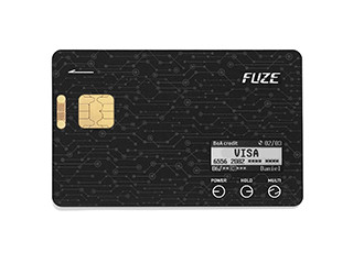 Fuze Card Your Whole Wallet In One Card Indiegogo