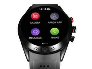 2cc25b3a5 Arrow - Smartwatch with 360 Rotating HD Camera.