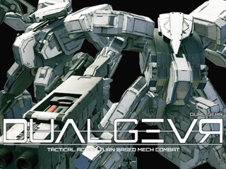 DUAL GEAR -Tactical Action Turn Based Mecha Game-   Indiegogo