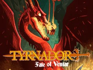 Tyrnador: Fate of Ventar | Indiegogo