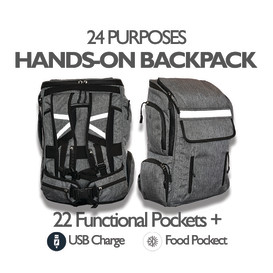 BACKPACK: 24 PURPOSES