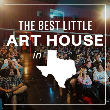 AFS Cinema: The Best Little Art House In Texas