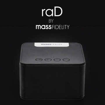 raD Wireless Multi-Room Speaker