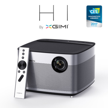 H1: 4K 300'' 3D Smart Projector Harman Kardon