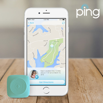 Ping - The World's Smallest Global GPS Locator