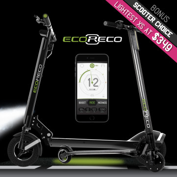 EcoReco Model R: Ultimate Personal EV for all