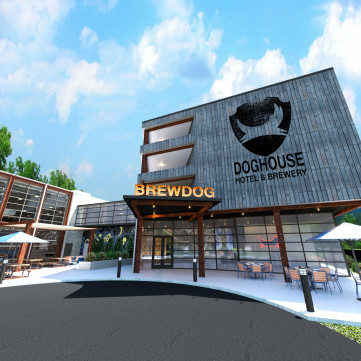 BrewDog Craft Beer Hotel & Sour Beer Facility