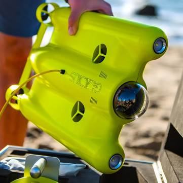 Gladius Submersible Underwater Drone