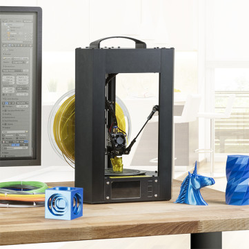Monoprice Mini Delta:Affordable Starter 3D Printer