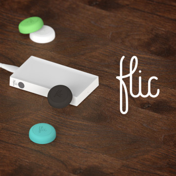 Flic Hub: Simplify Home Control with Smart Buttons