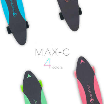 MAX C - Your First Electric Skateboard