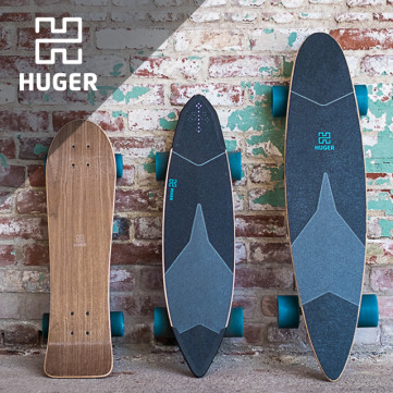 Huger: Powerful, Affordable Electric Skateboards