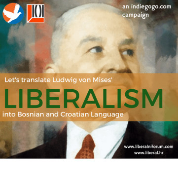 Translating Liberalism by Ludwig von Mises