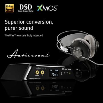 AuricSound Twin ESS SABRE 32bit ES9028Q2M DAC