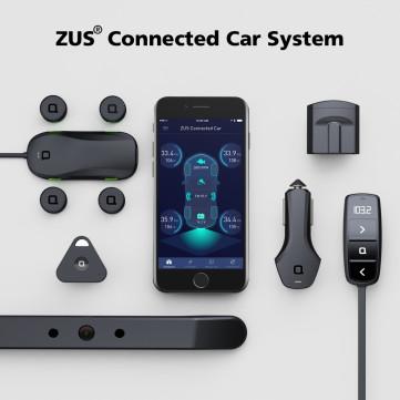 ZUS Smart Vehicle Health Monitor