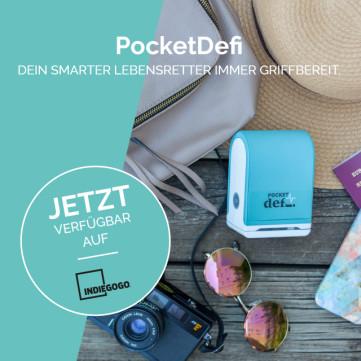 PocketDefi - dein erster eigener Defibrillator