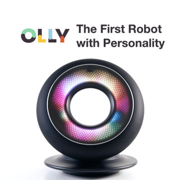 Olly - The First Home Robot with Personality