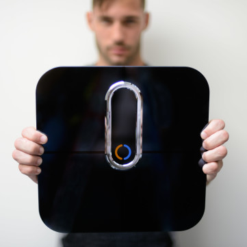 Adore World's Smartest A.I. Powered Scale