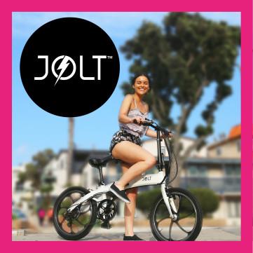 JOLT eBike - The BEST Electric Bike on the PLANET!