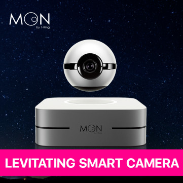 Moon by 1-Ring: World's COOLEST Smart Home System