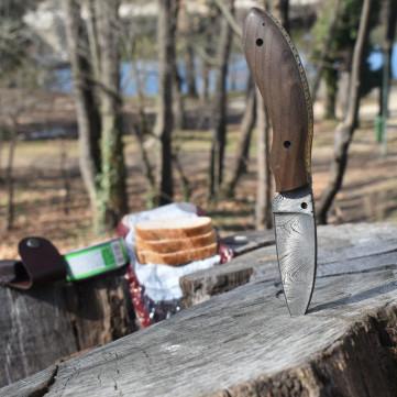 Damascus Adventure Folding Knife: The Great Sharpy