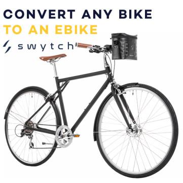 Swytch: Convert Any Bike Into An eBike