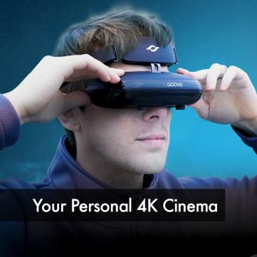 Cinego - Meet Your Personal Immersive 4K Cinema