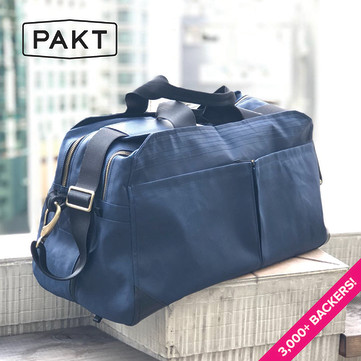 PAKT One: The Only Travel Bag You'll Ever Want