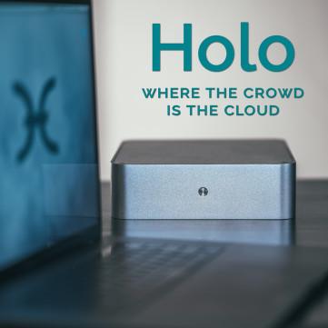Holo: Take Back the Internet - Shared P2P Hosting