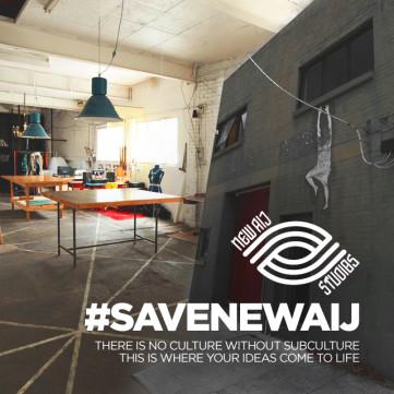 NEW AIJ Studios Regeneration Campaign