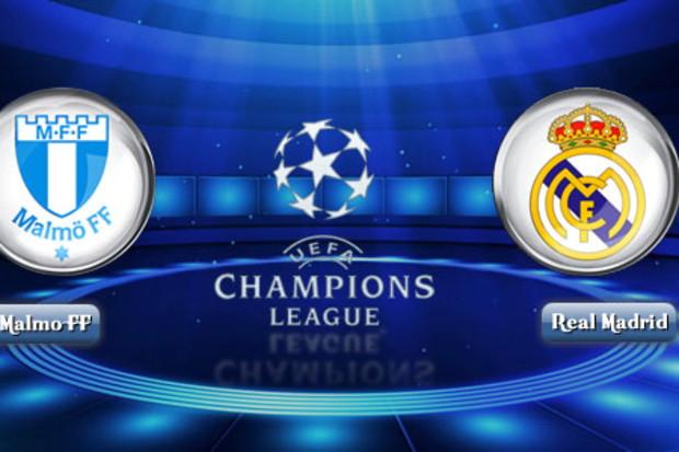 Malmoe ff vs Real Madrid Live