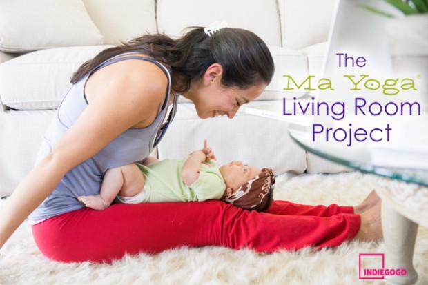 Ma Yoga Living Room Project