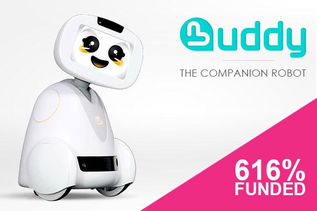 buddy robot prix