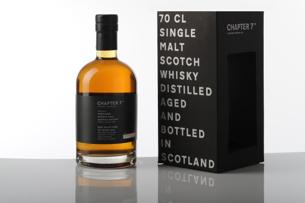 Join me in Chapter 7&#39;s <br> Whisky Club