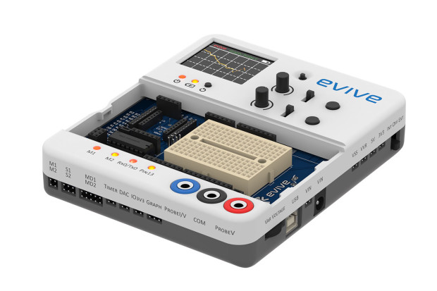 evive: world's best all-in-one embedded toolkit!