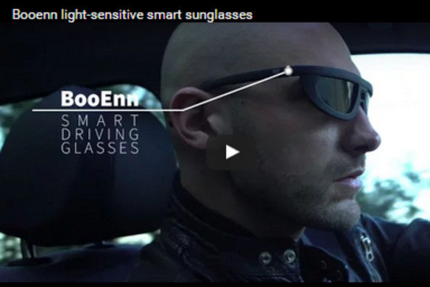 Sunglasses For Sensitive Eyes  booenn world s first solar powered glasses ingogo